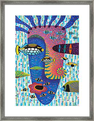 Happiness 1 Framed Print