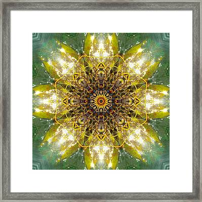 Framed Print featuring the digital art Happiness by Rhonda Strickland