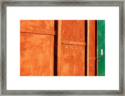 Framed Print featuring the photograph Happiness Within Reach by Prakash Ghai