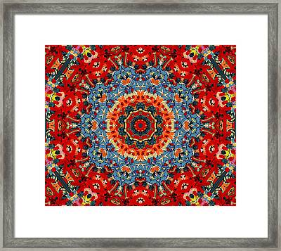 Happy Adventures Framed Print by Natalie Holland