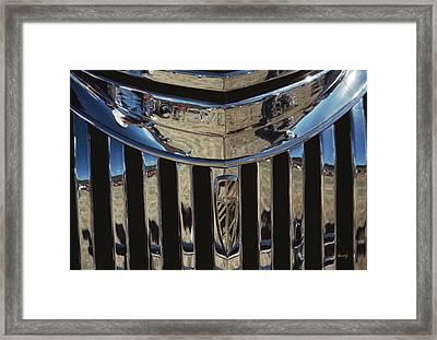 Happy Chevrolet  Framed Print by Kurt Gustafson