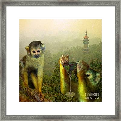 Happy Chinese New Year Framed Print by LemonArt Photography