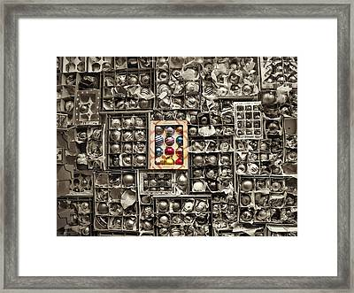 Have A Happy Christmas  Framed Print by JAMART Photography