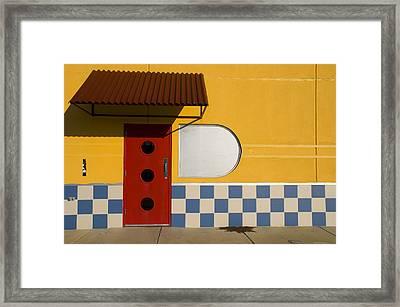 Happy Days Framed Print by Skip Hunt