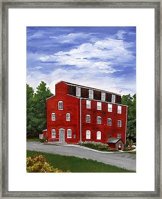 Happy  Framed Print by Diane Daigle