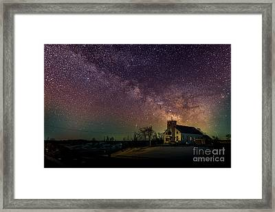 Happy Earth Day Framed Print
