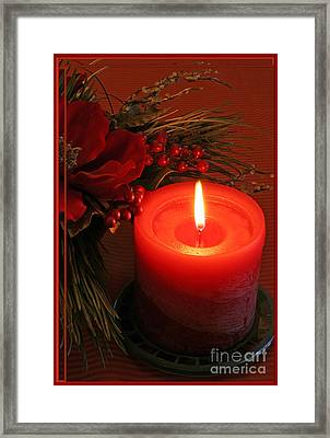 Happy Holidays #1 Framed Print