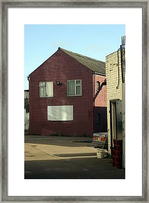 Happy Home Framed Print by Jez C Self