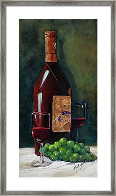 Happy Hour  Framed Print by Mary DuCharme