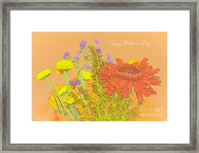 Happy Mother's Day #2 Framed Print