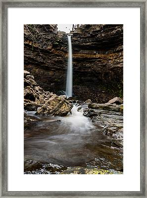 Hardraw Force Framed Print