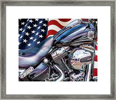 Harley-davidson 103 - B Framed Print