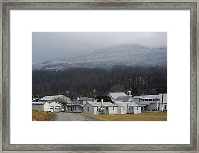 Harman Framed Print by Randy Bodkins