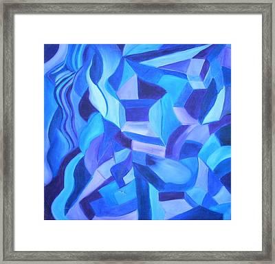 Harmeny Framed Print by Joseph  Arico