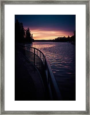 Harmonia Framed Print by Matti Ollikainen