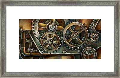Harmony 2 Framed Print by Michael Lang