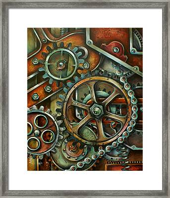 'harmony 3' Framed Print by Michael Lang