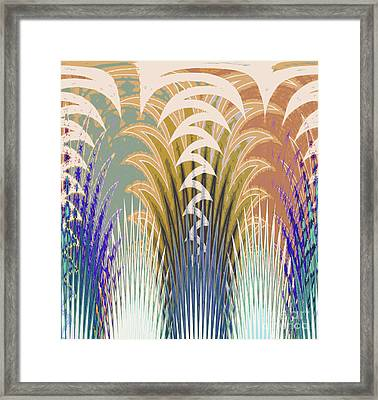 Harmony		 Framed Print by Ann Johndro-Collins
