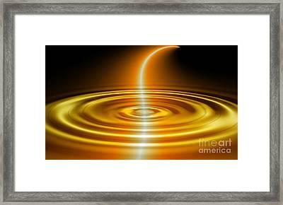 Harmony Framed Print by Jano Schulze