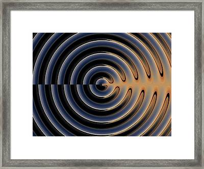 Harmony  Framed Print by Kathy Malecki
