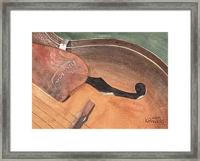 Harmony Framed Print by Ken Powers