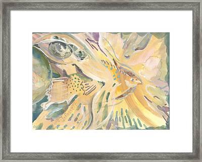 Harmony On Earth Framed Print