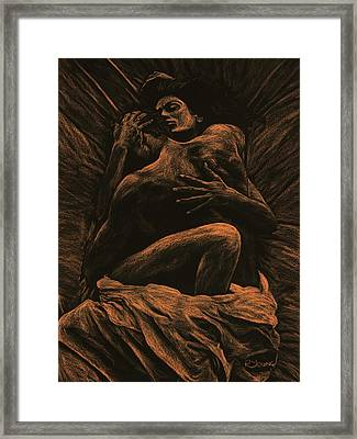Harmony Framed Print by Richard Young