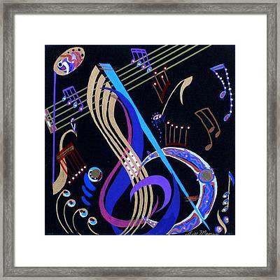 Harmony Vi Framed Print by Bill Manson