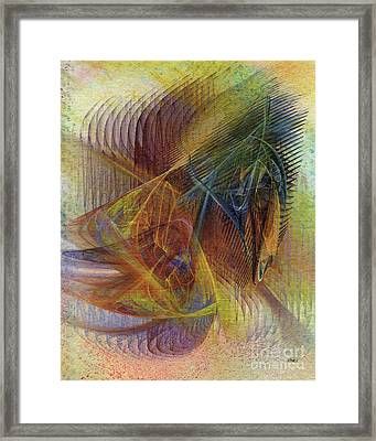 Harnessing Reason Framed Print
