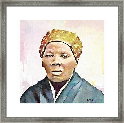 Harriet Tubman Framed Print