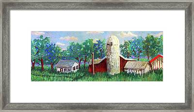 Harry And Thelmas Place Framed Print