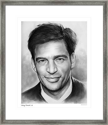 Harry Connick, Jr. Framed Print