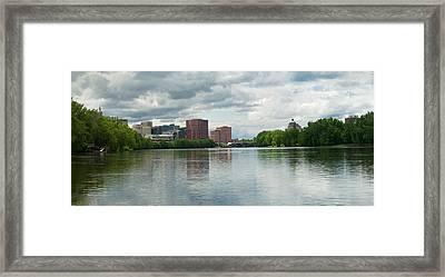 Hartford 2015 Framed Print by Jasmin Hrnjic