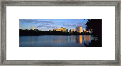 Hartford, Connecticut Framed Print