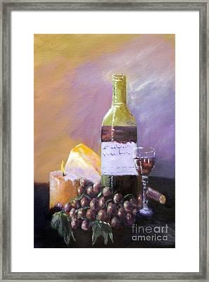 Harvest Framed Print by Annette Tan
