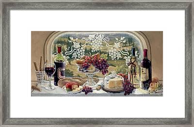 Harvest Celebration Framed Print