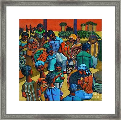 Harvestplus Africa Framed Print