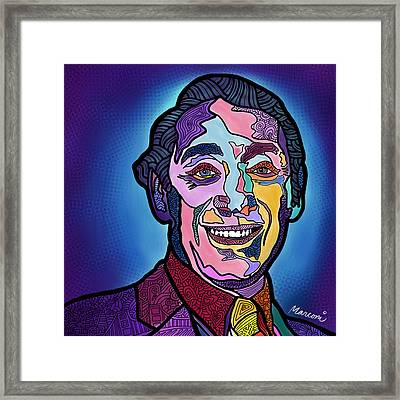 Harvey Milk I Recruit You Framed Print