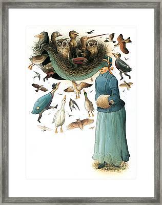 Hat Framed Print by Kestutis Kasparavicius