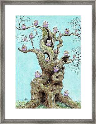 Hatchlings Framed Print