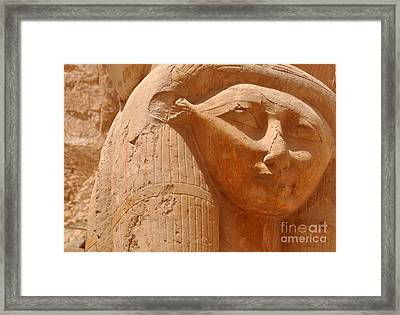 Hathor Framed Print