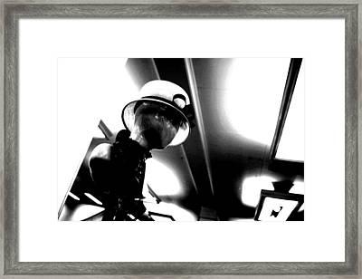 Hats On Framed Print by Jez C Self