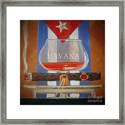 Havana Framed Print