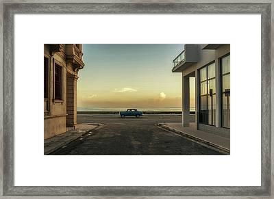 Havana Classic Framed Print by Reinier Snijders