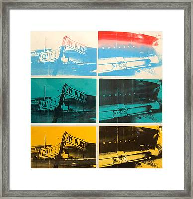 Havana Four Framed Print