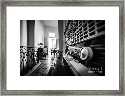 Havana Interiors  Framed Print