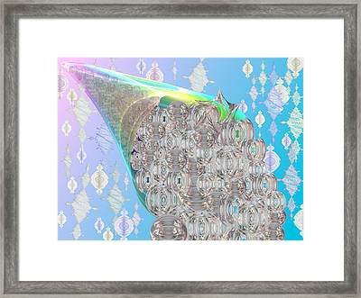 Have A Gay Christmas Framed Print by Ricky Kendall