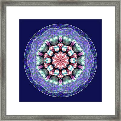 Have A Piece Framed Print
