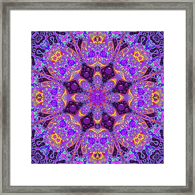 Framed Print featuring the digital art Have You Seen Her by Robert Orinski