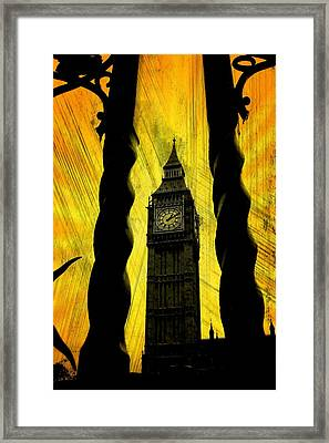 Have You The Time Framed Print by JAMART Photography